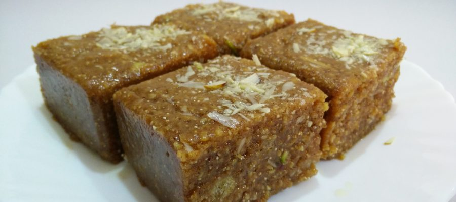 Adadiya - Gujarati Winter Recipes