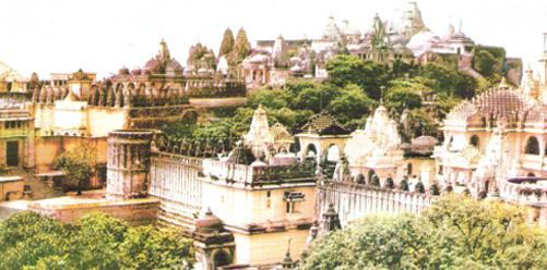 Palitana - Shatrunjaya
